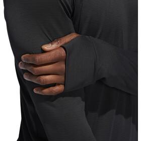 adidas Supernova Maillot manga larga Hombre, black